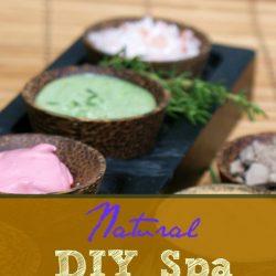 spa treatments at home