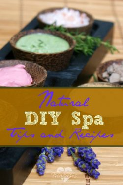 DIY Spa Recipes and Tips for Moms