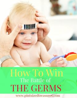 How to Win the Battle of Germs