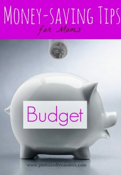 MORE Money-saving Tips for Frugal Moms!