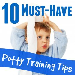 must-have potty training tips