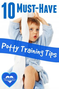 10 Must-Have Potty Training Tips