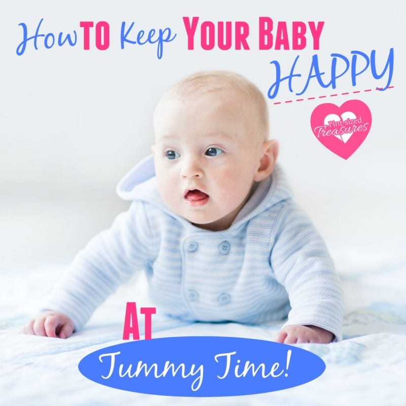 tummy time tips for baby