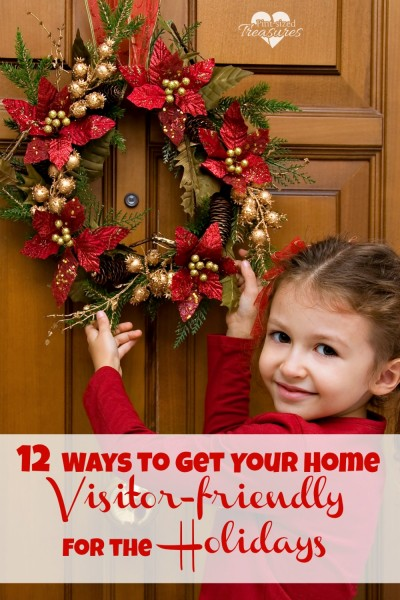 get ready for holiday guests