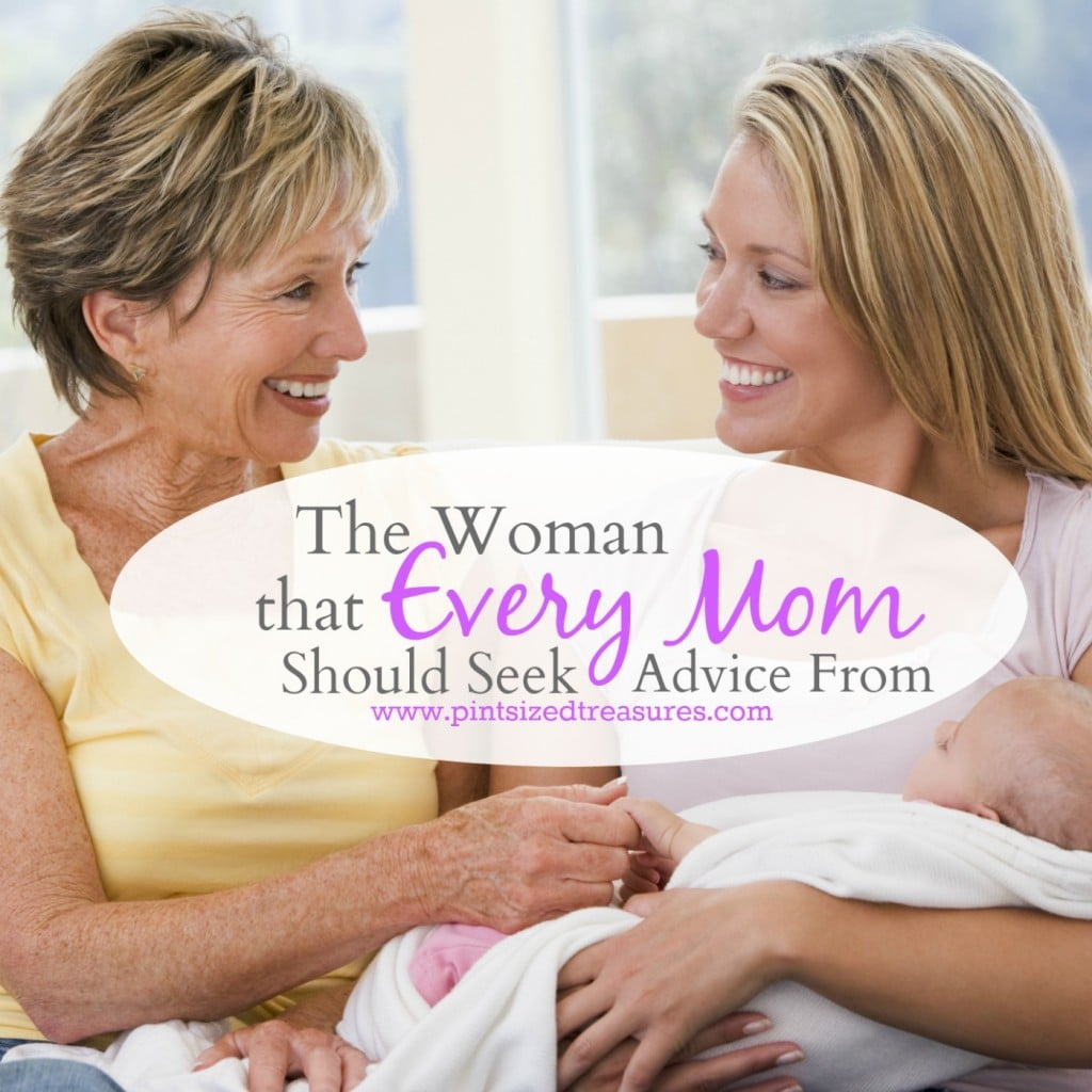 The Woman That Every Mom Should Seek Advice From