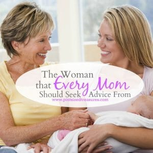 te best place for a mom to get advice