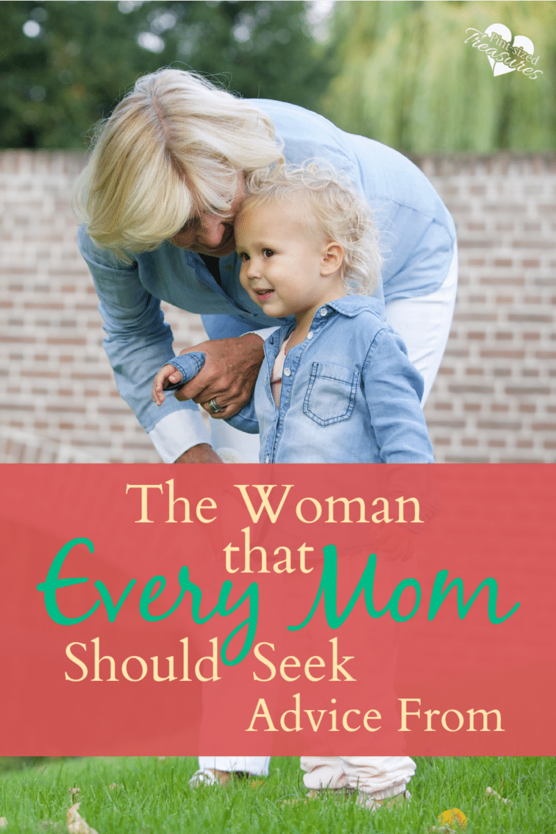 the woman every mom should seek advice from