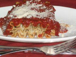 A Healthy Twist on Lasagna—Whole Wheat Lasagna Rolls!