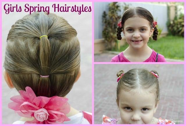 Fun Hairstyles for Girls
