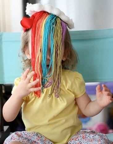 rainbow-head