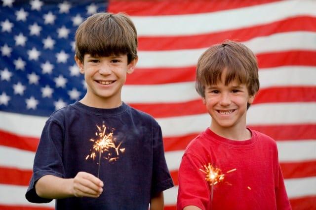 Fireworks Safety Checklist for Kids