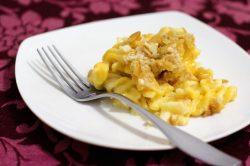 Southern Macaroni Pie