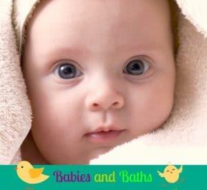 4 Ways to Make Baby's Bath More Fun
