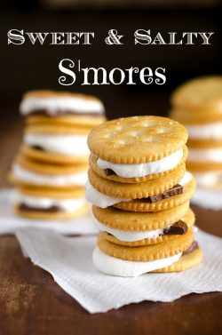 Sweet & Salty S'mores