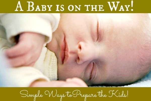 preparing kids for babies
