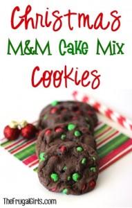 frugal girls-easy cookies
