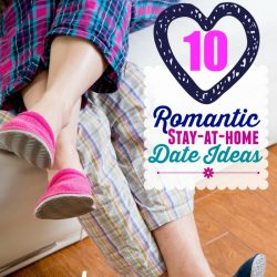 stay-at-home date ideas