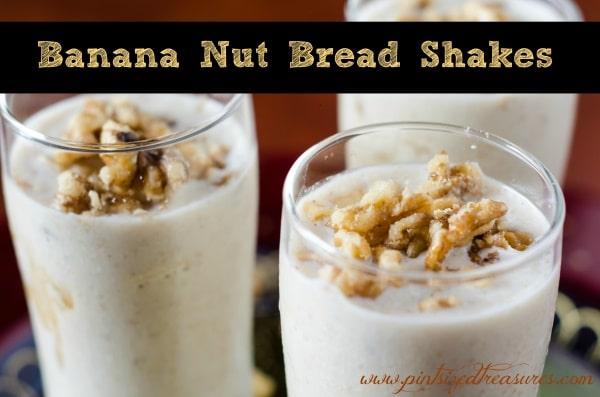 banana shakes