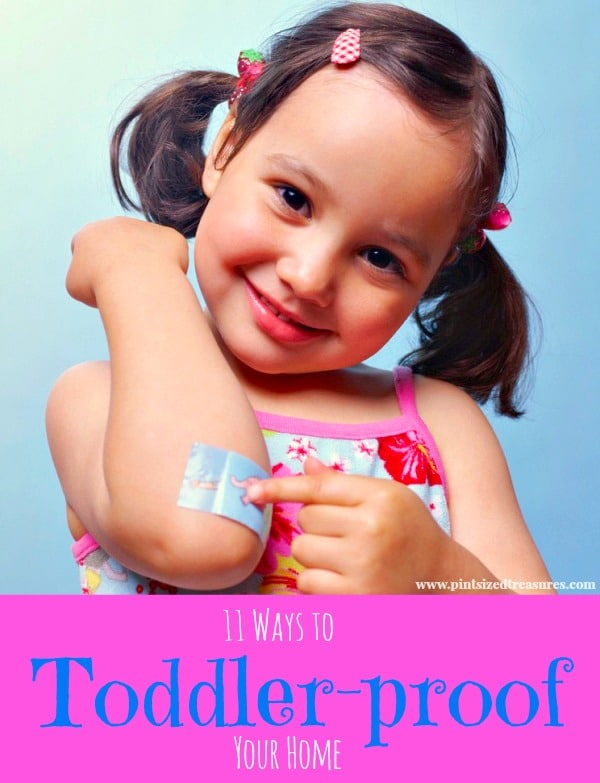 11 Home Safety Tips for Toddlers