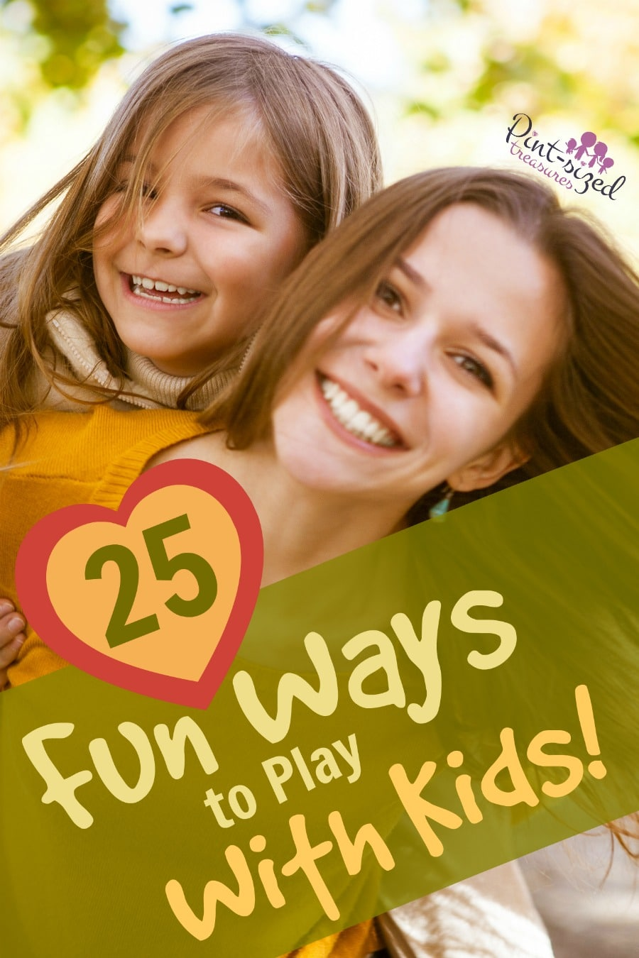 fun ways to play with kids