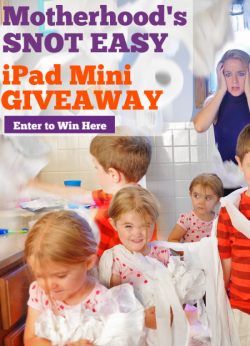 Mother's Day iPad Mini Giveaway and More!