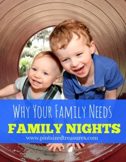 Why Your Family Needs a Family Night Every Week!