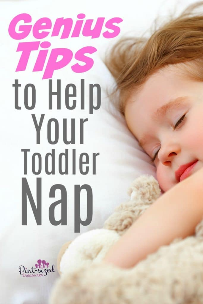 Genius Tips for Helping Your Toddler Nap