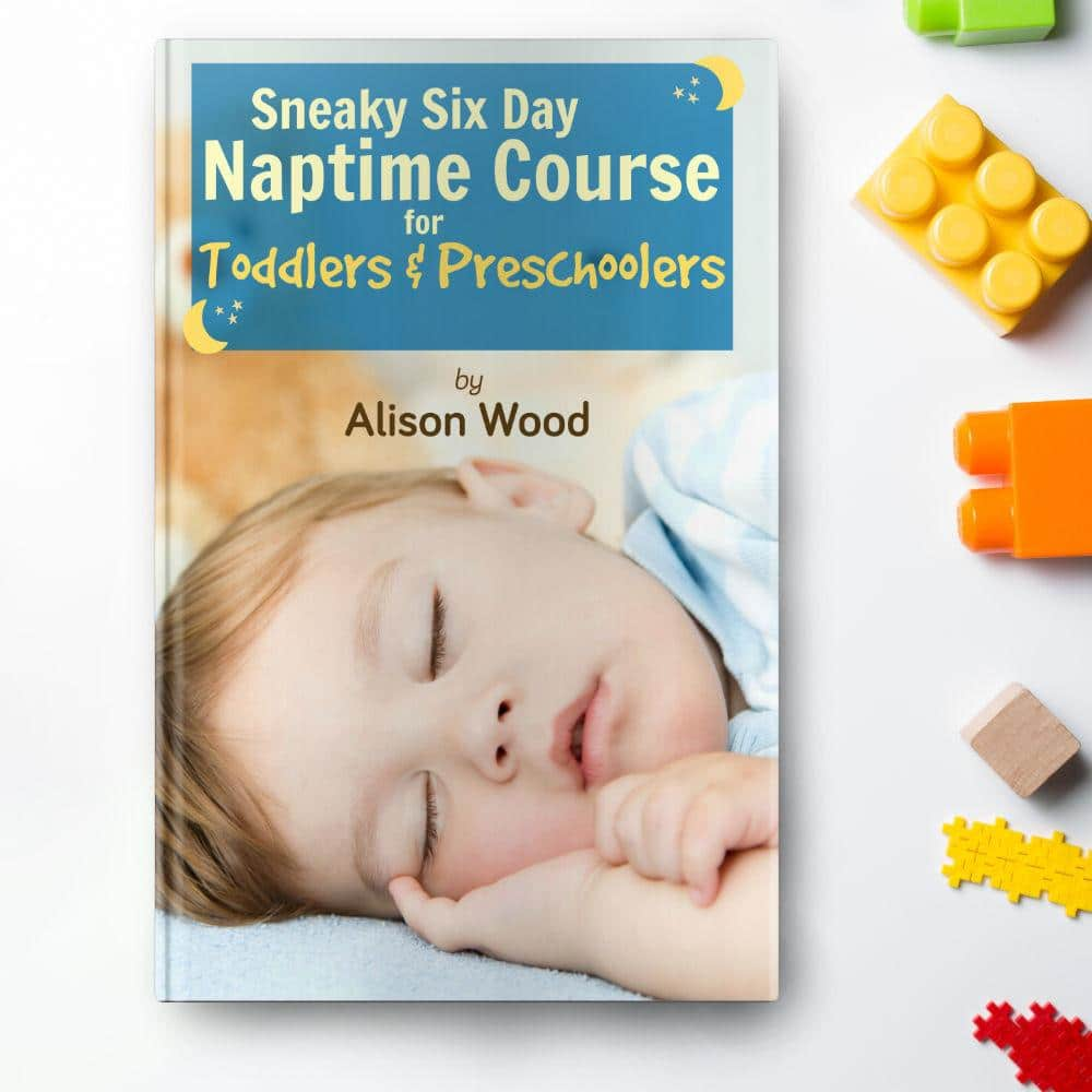 genius tip to help toddlers nap