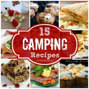 yummy camping recipes