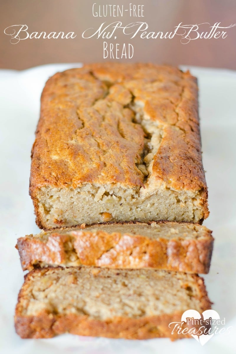 Gluten-Free Banana Nut Bread Recipe — Dishmaps