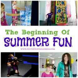 The Beginning of Fun, Summer Memories — Kids City!