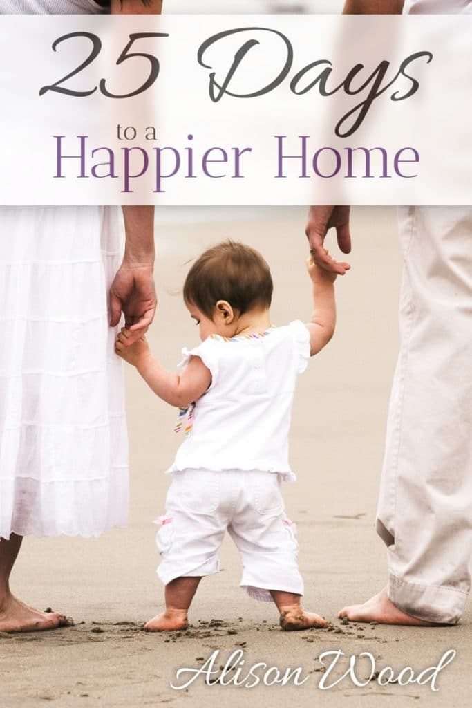 25 Days to a Happier Home Ebook