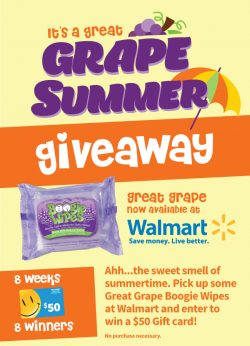 Great Grape Summer Giveaway
