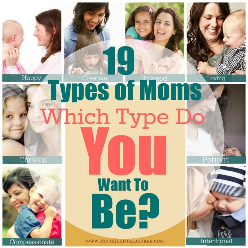different types of moms you meet video