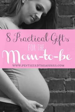 8 Practical Gift Ideas for the Mom-to-be