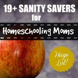 homeschooling tips for moms