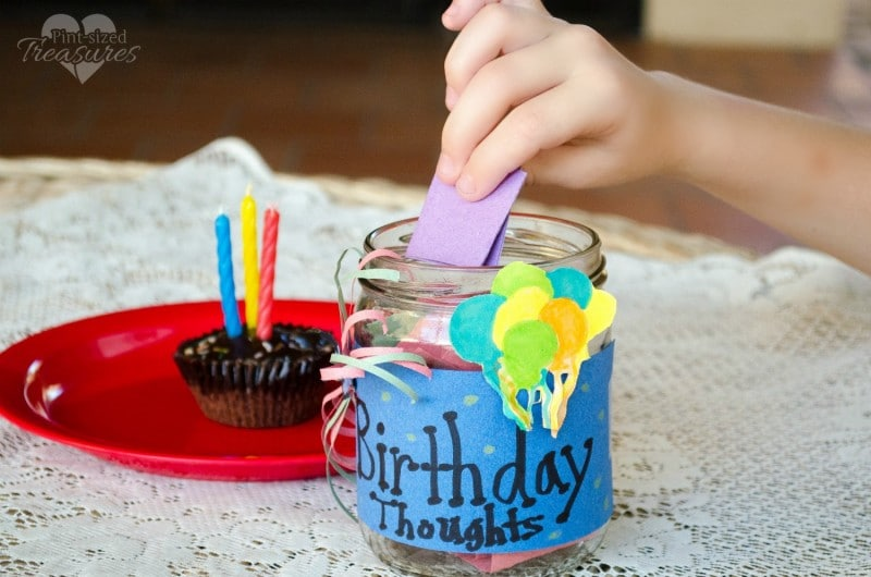 birthday family tradition