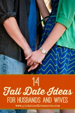 14 Fun and Creative Fall Date Ideas