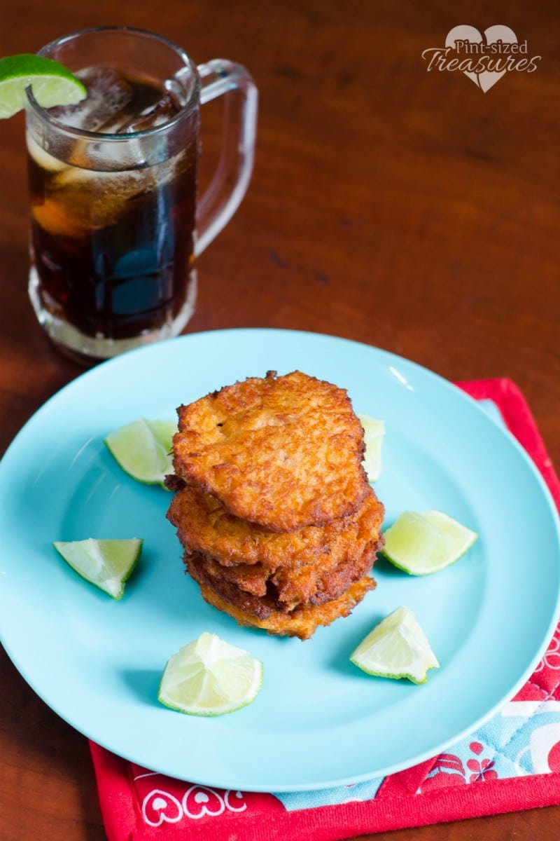 Simple tuna croquettes recipe pint sized treasures for Recipes with tuna fish