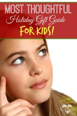 Most Thoughtful Holiday Gift Guide For Kids