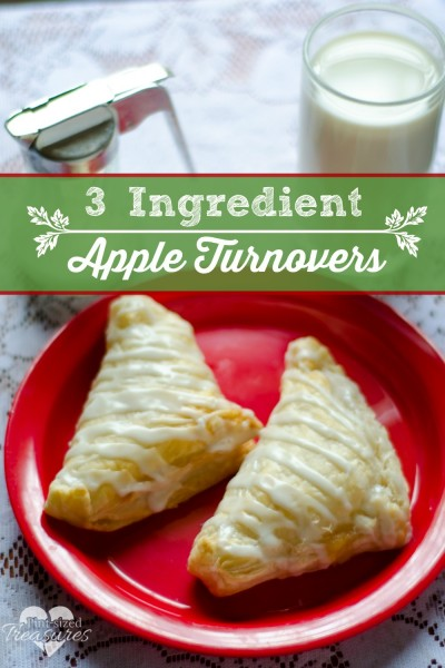 easy apple turnovers recipe