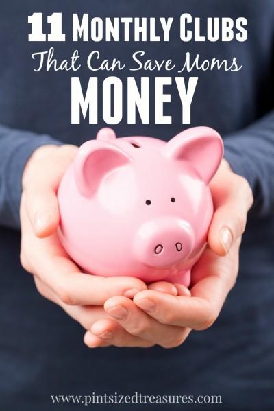 save moms money