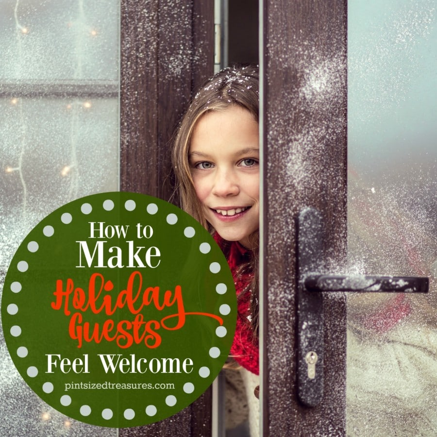 holiday guests feel welcome