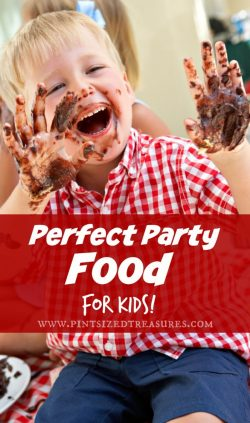 Perfect Party Food For Kids