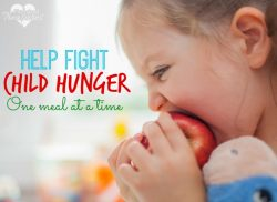 Help Fight Child Hunger One Meal at a Time