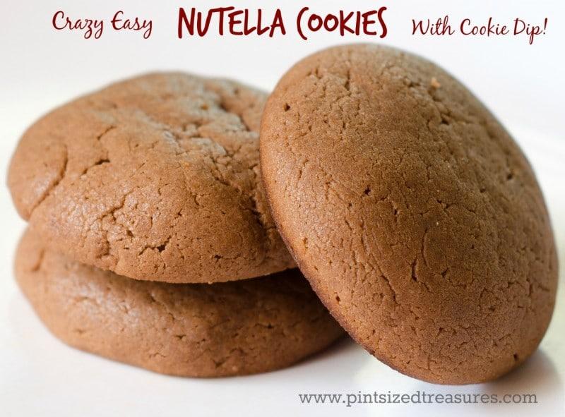 nutella cookies-1