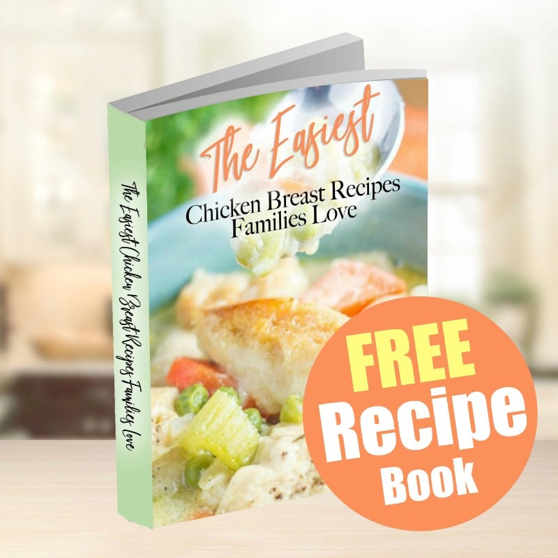 free recipe book for families