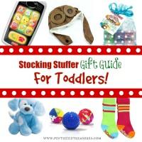 stocking stuffer gift guide for todders