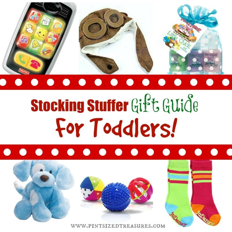 stocking stuffer gift guide for todders