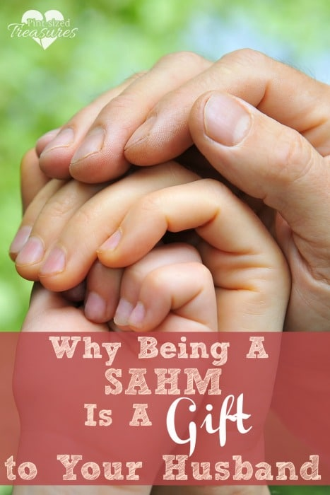 sahms are gifts